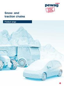Catálogo Pewag Corrente de neve e tração