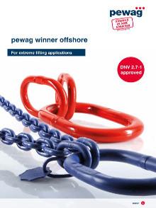 Catálogo Pewag winner OffShore